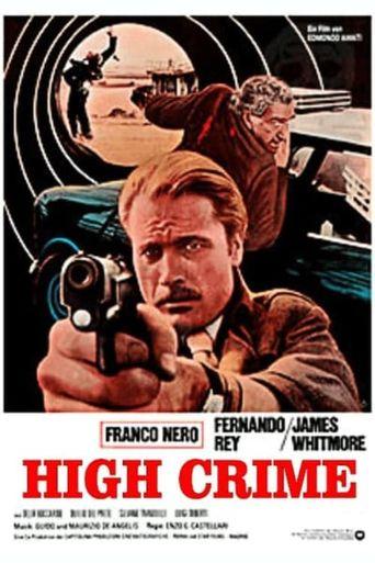 High Crime Poster