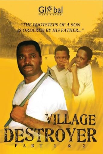 Village Destroyers Poster