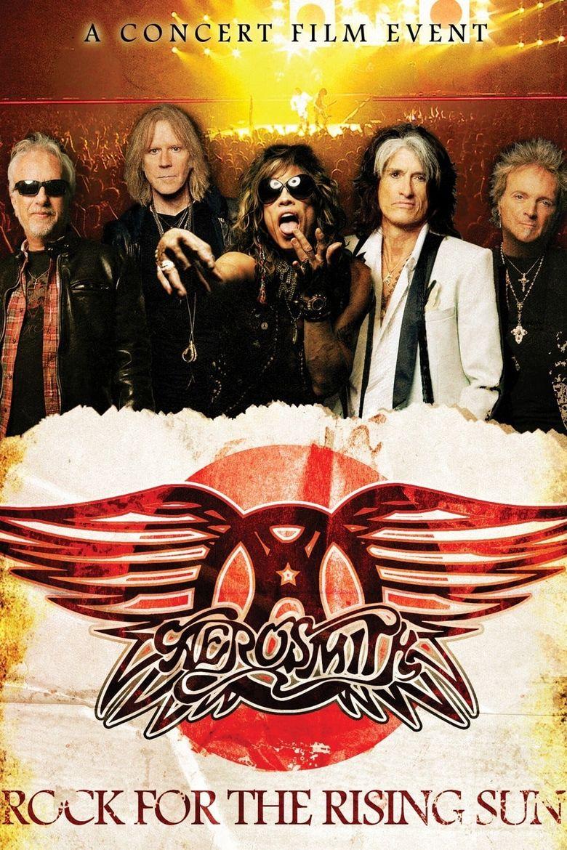 Aerosmith: Rock for the Rising Sun Poster