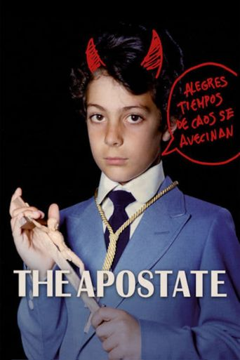 The Apostate Poster