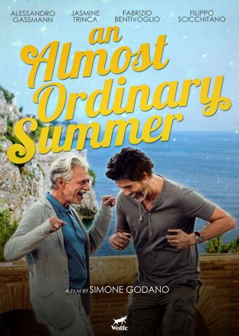 An Almost Ordinary Summer Poster
