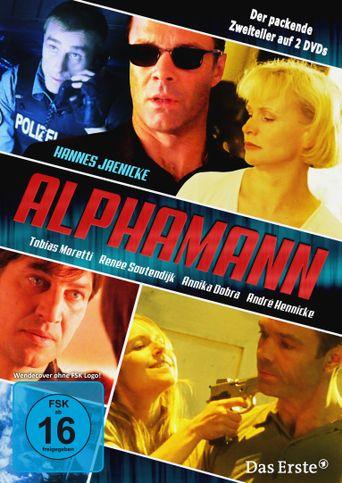 Alphamann: Die Selbstmörderin Poster