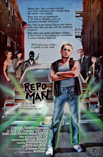 Watch Repo Man