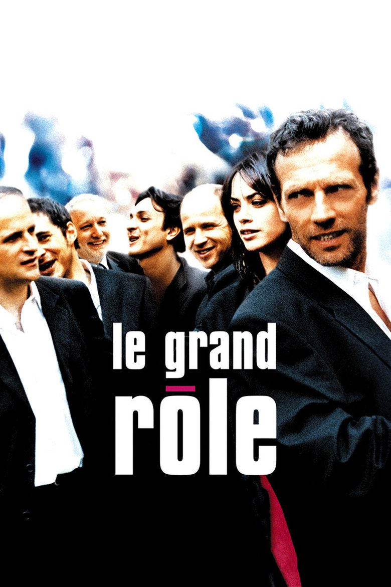 The Great Role Poster