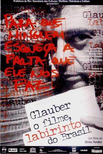 Glauber o Filme, Labirinto do Brasil Poster