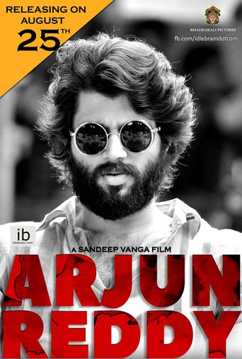 Watch Arjun Reddy