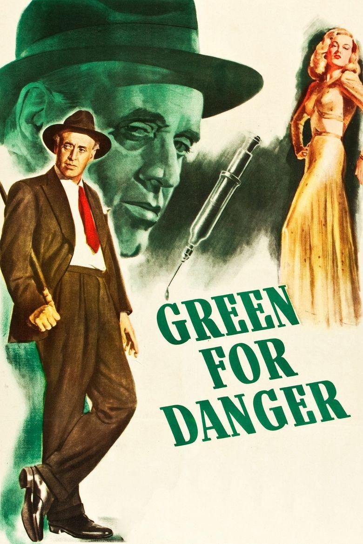 Green for Danger Poster