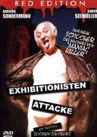 Exhibitionisten Attacke Poster