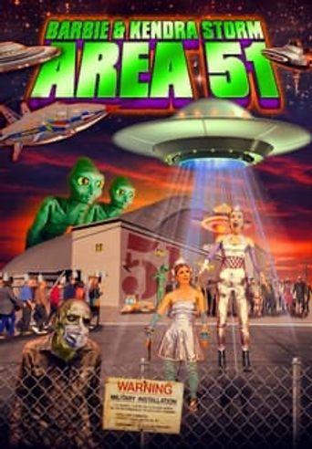 Barbie & Kendra Storm Area 51 Poster