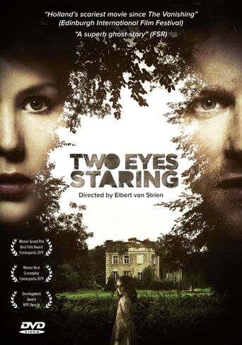 Two Eyes Staring Poster