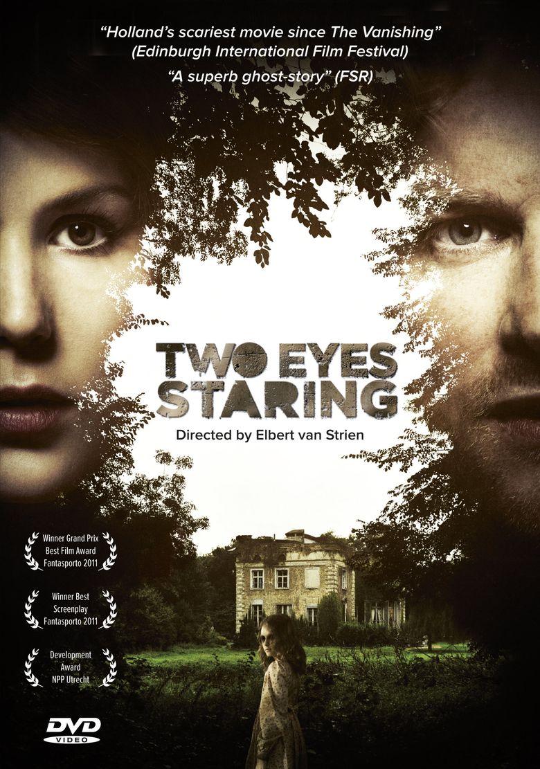 Two Eyes Staring Poster