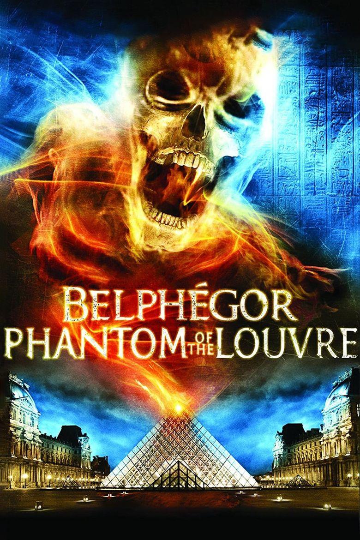 Belphegor, Phantom of the Louvre Poster