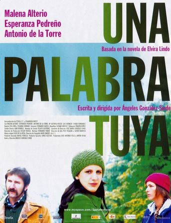 Una Palabra Tuya Poster