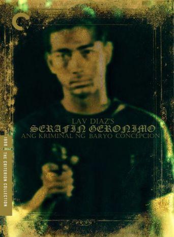 The Criminal of Barrio Concepcion Poster