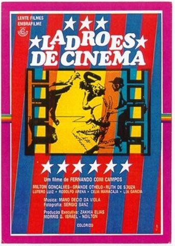 Ladrões de Cinema Poster