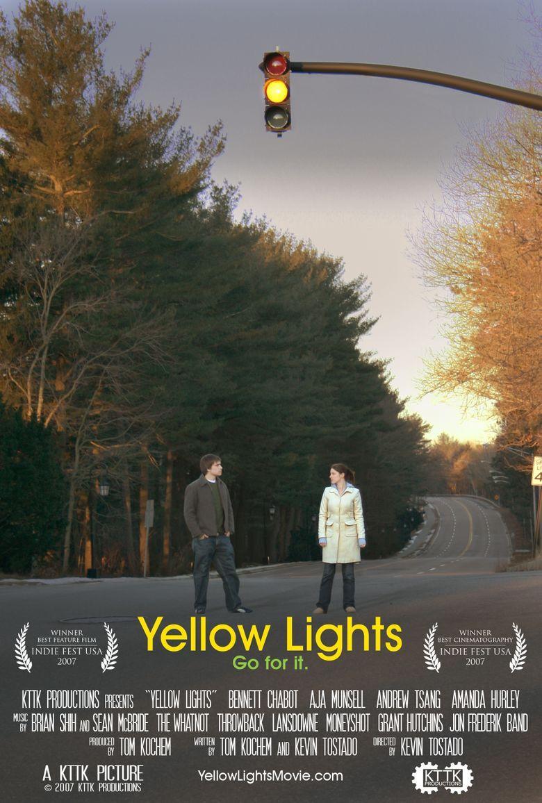 Yellow Lights Poster