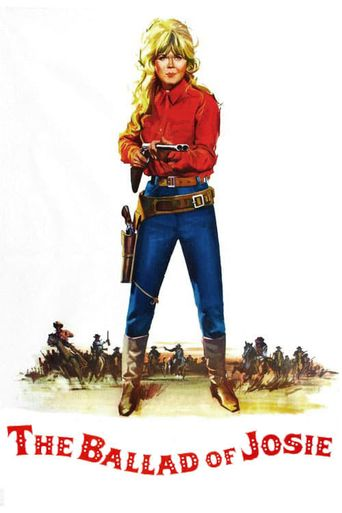 The Ballad of Josie Poster