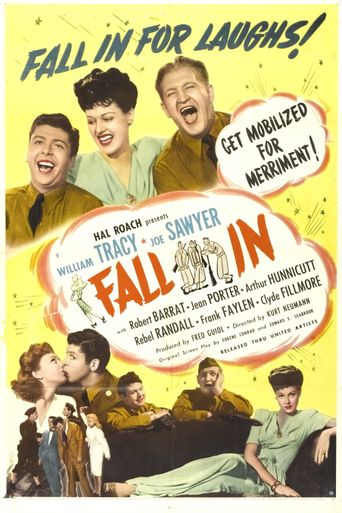 Fall In Poster