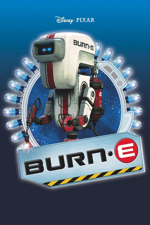 BURN·E Poster