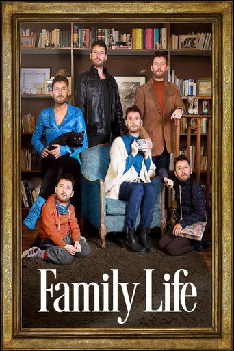 Family Life Poster