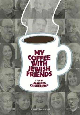 My Coffee With Jewish Friends Poster