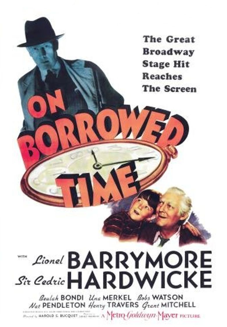 On Borrowed Time Poster