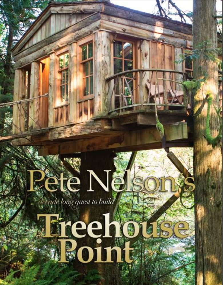Treehouse Point Poster