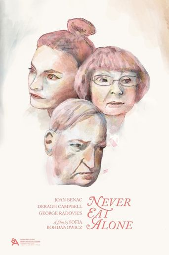 Never Eat Alone Poster
