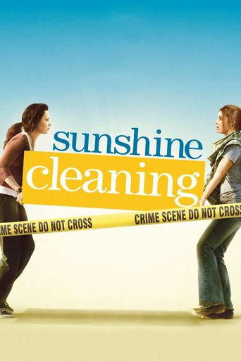 Sunshine Cleaning Poster