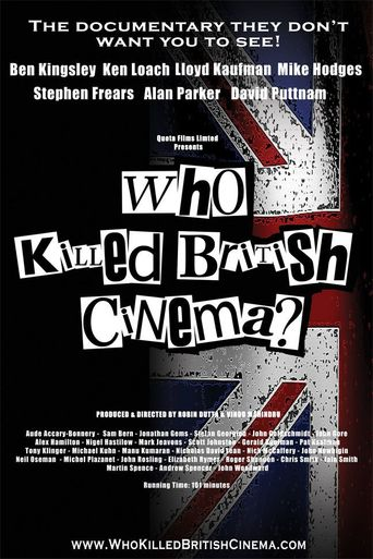 The British Film Industry: Elitist, Deluded or Dormant? Poster