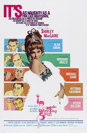 Watch Woman Times Seven