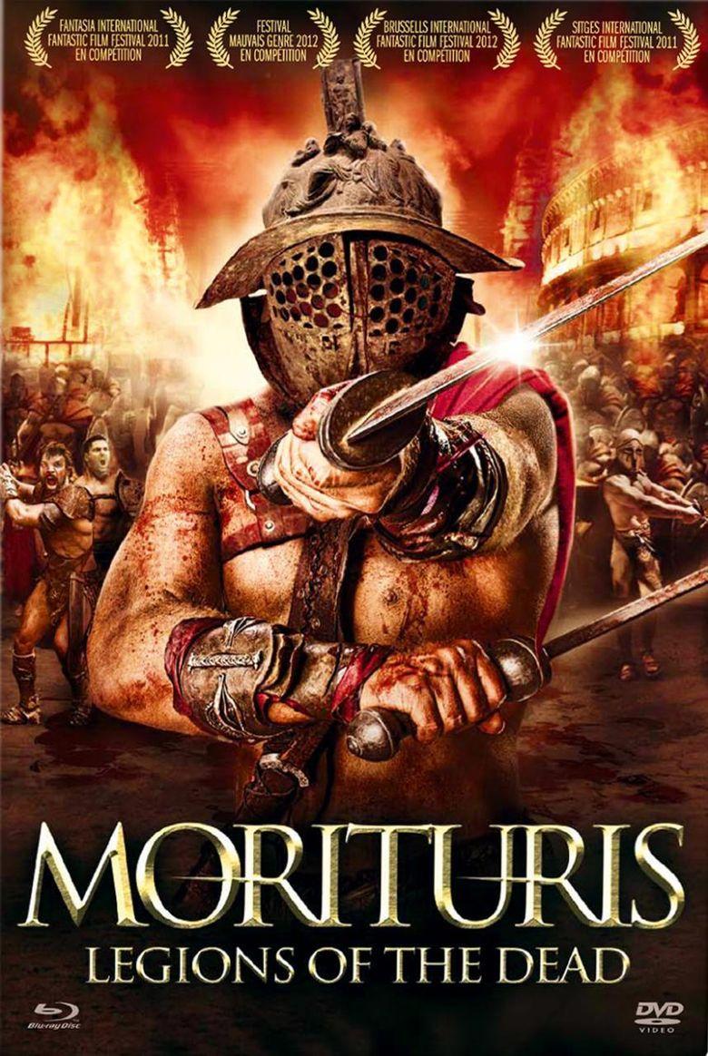 Morituris: Legions of the Dead Poster