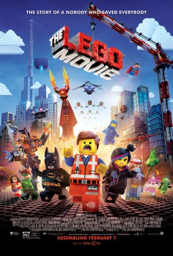 Watch The Lego Movie