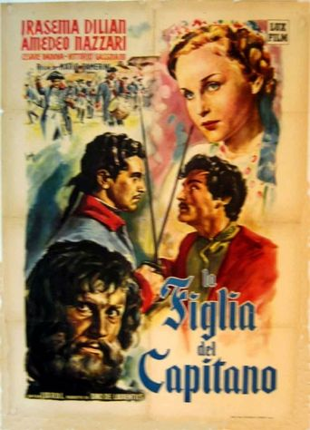 The Captain's Daughter Poster