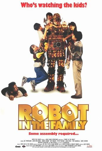 Robot in the Family Poster