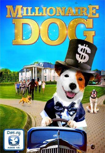 Pancho, el perro millonario Poster