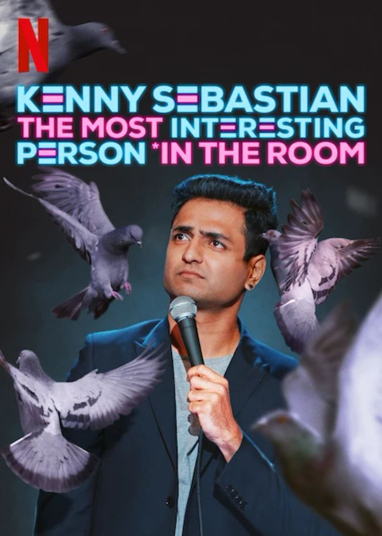 Kenny Sebastian: The Most Interesting Person in the Room Poster