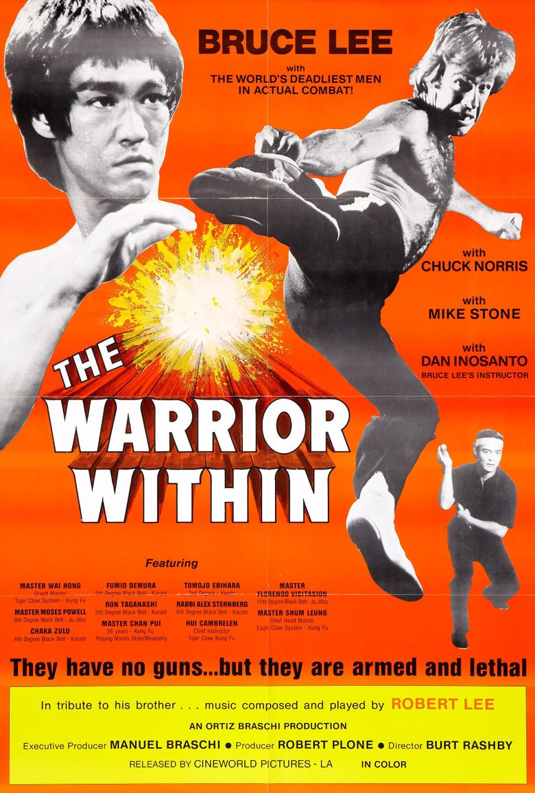 The Warrior Within Poster