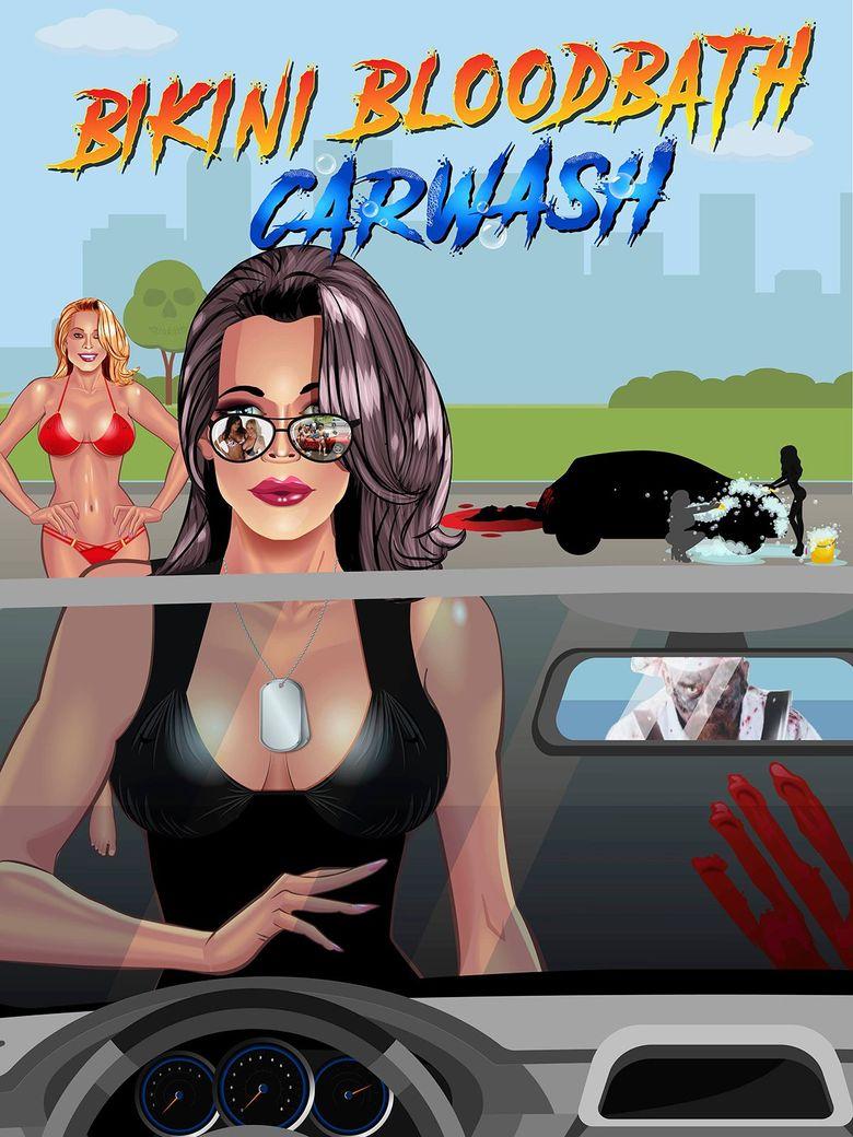 Bikini Bloodbath: Car Wash Poster