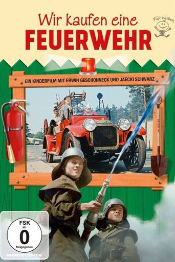We Buy a Fire Truck Poster