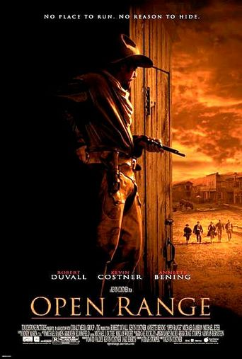 Watch Open Range