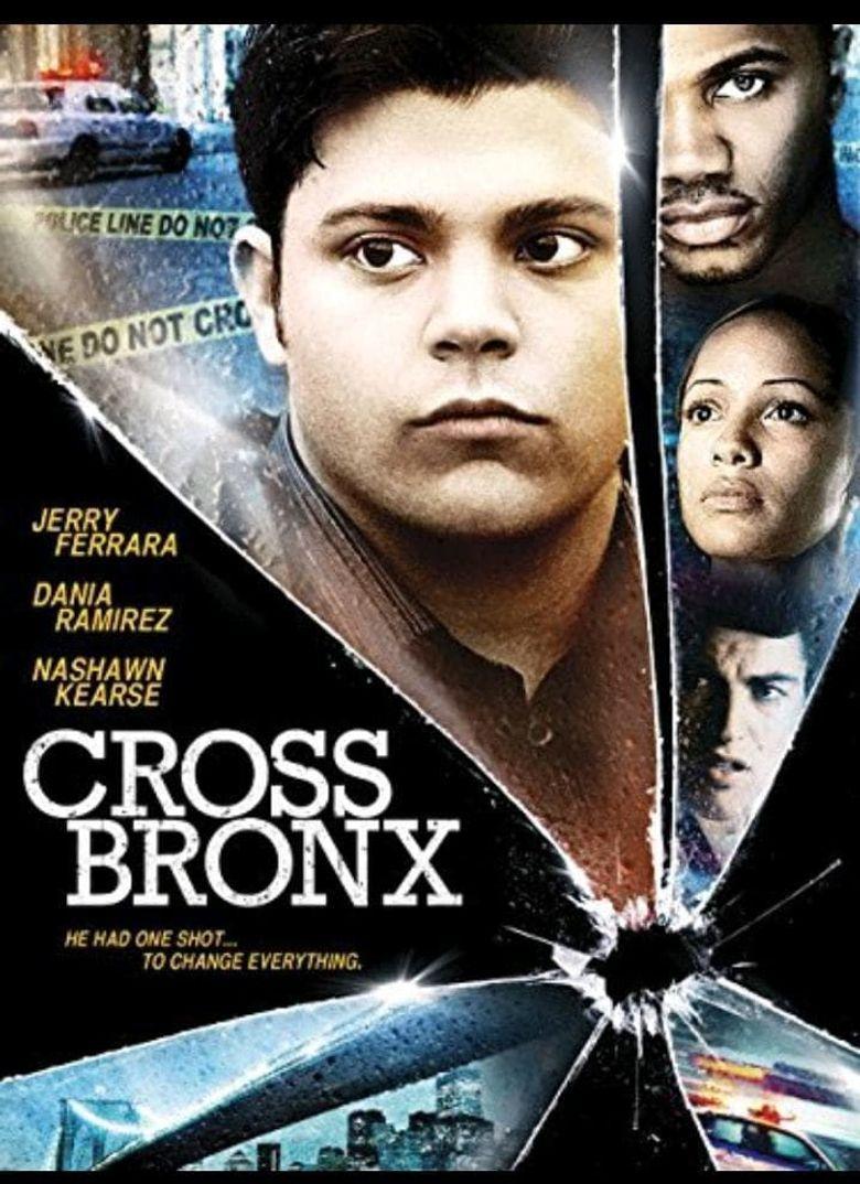 Cross Bronx Poster