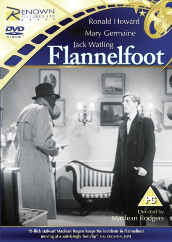 Flannelfoot Poster