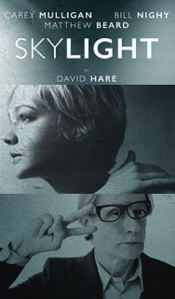 National Theatre Live: Skylight Poster