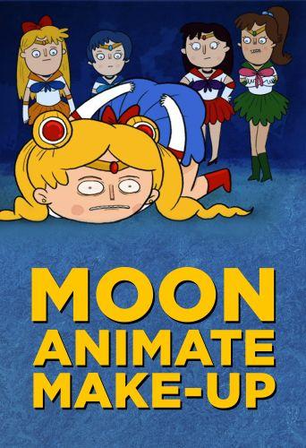 Moon Animate Make-Up! Poster