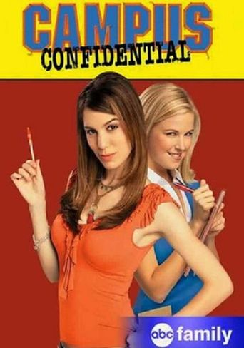 Campus Confidential Poster
