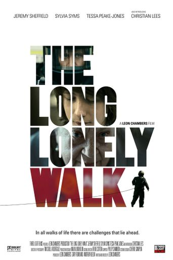 The Long Lonely Walk Poster