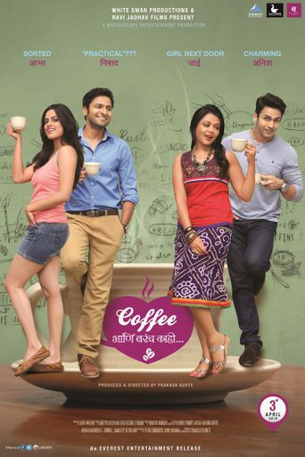 Coffee and Lots more Poster