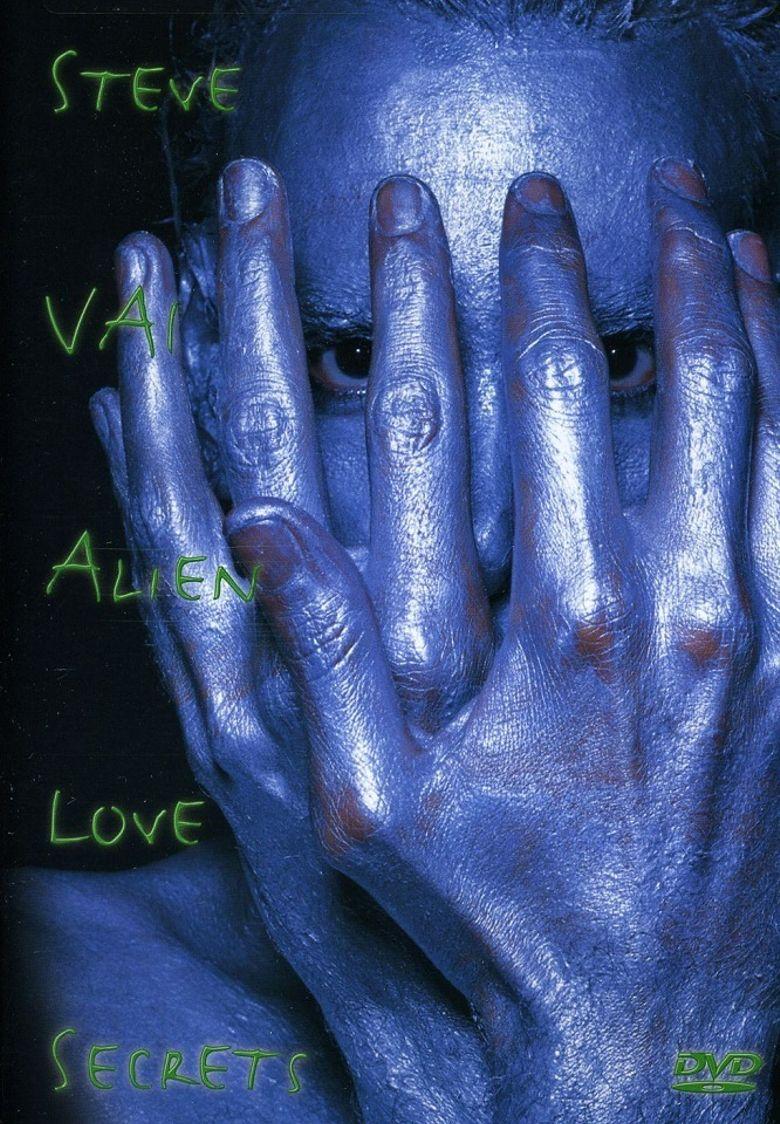 Steve Vai - Alien Love Secrets Poster