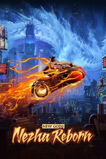 New Gods: Nezha Reborn Poster